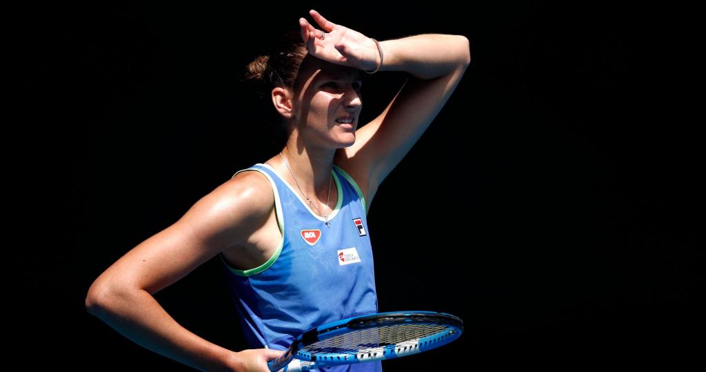 Karolina Pliskova, 2020 Australian Open