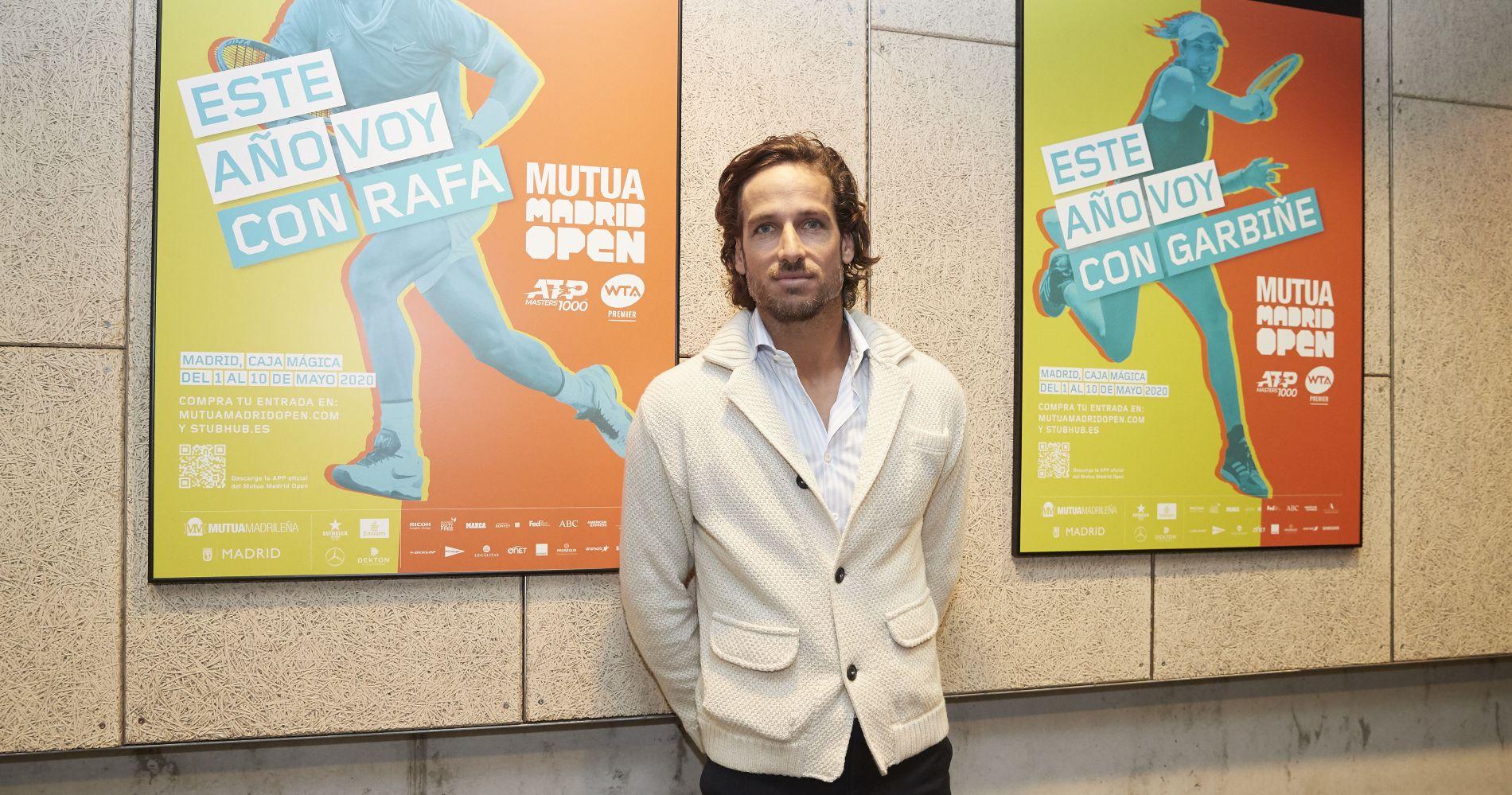 Feliciano Lopez, Madrid 2020