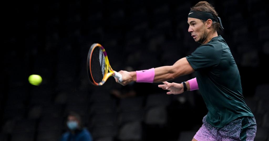 Rafael Nadal, Masters de Londres 2020