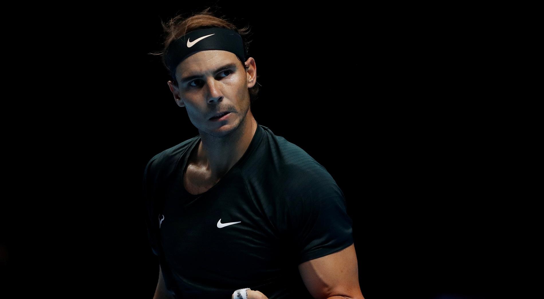 TENNIS : ATP Finals - Nadal