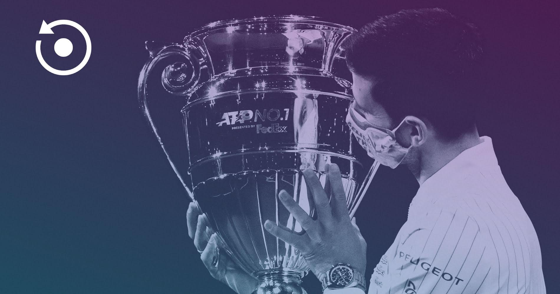 2020 recap: Novak Djokovic
