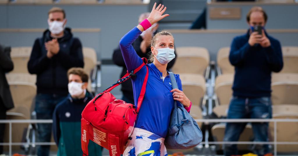 Petra Kvitova, Roland-Garros 2020