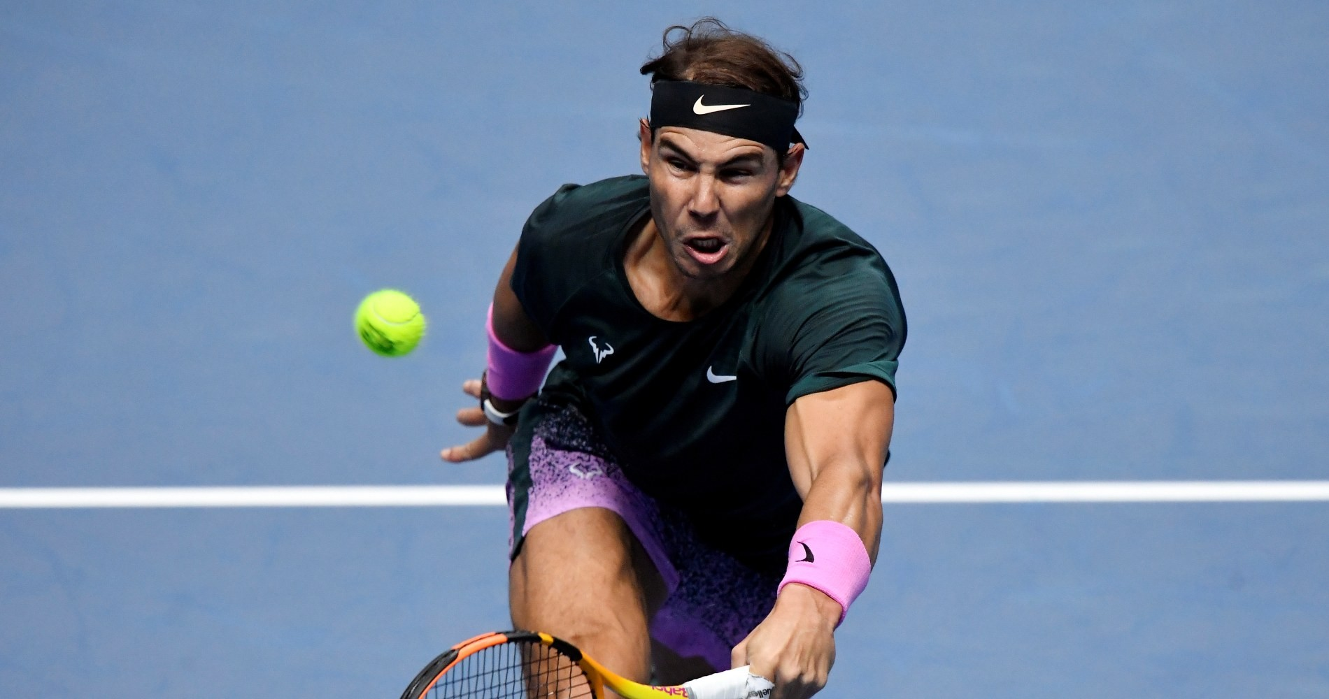 Rafael Nadal, ATP Finals, 2020