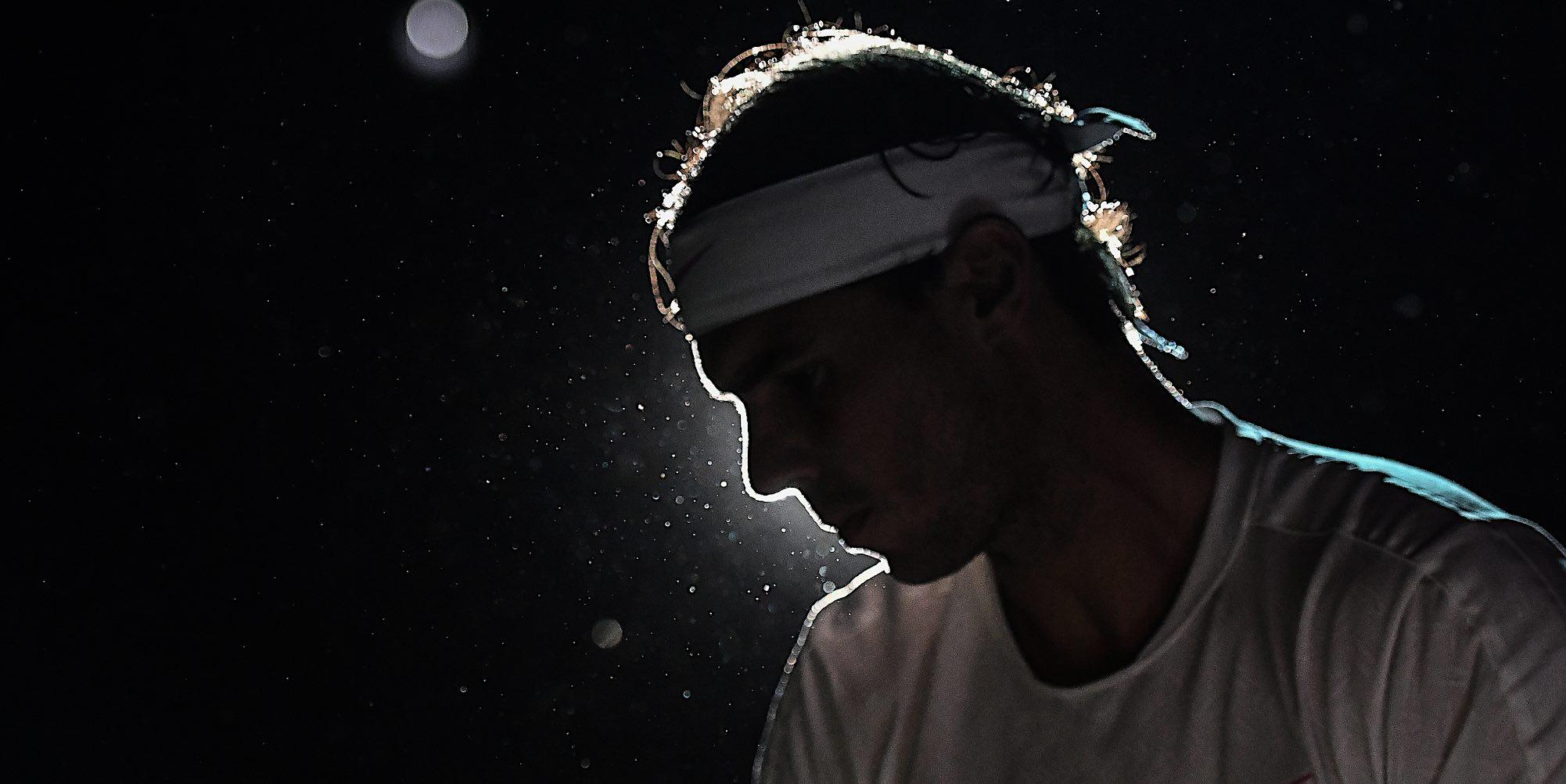 Rafael Nadal, Rolex Paris Masters, 2020