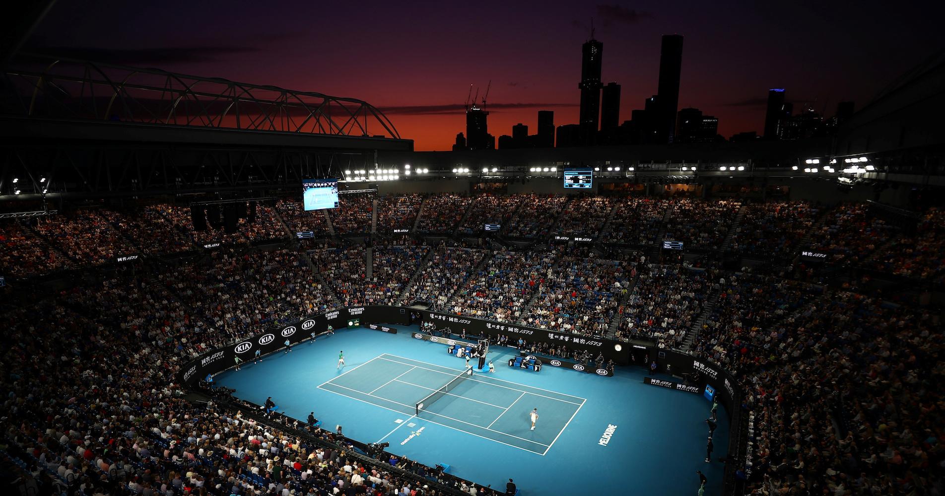 Rod Laver Arena, Melbourne Park