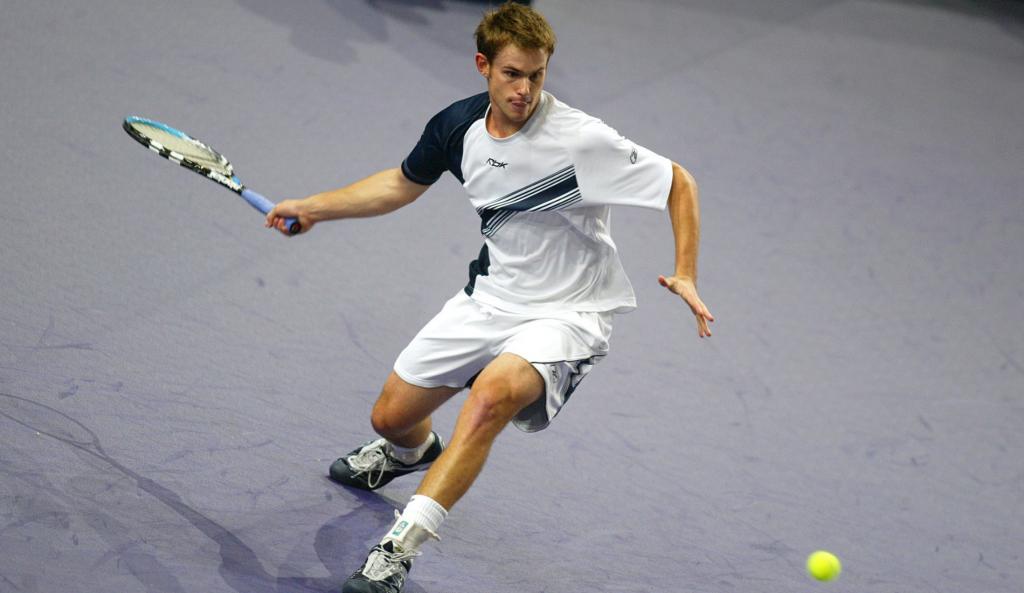 Andy Roddick - Bercy 2003