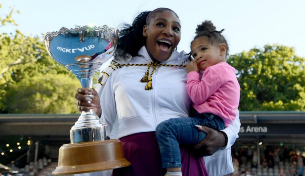 Serena Williams - Auckland 2020