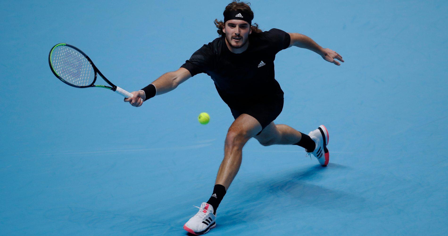 Tsitsipas ATP Finals 2020