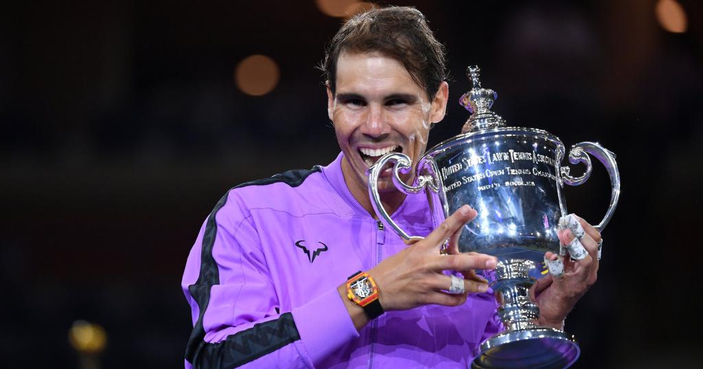 Nadal, US Open 2019