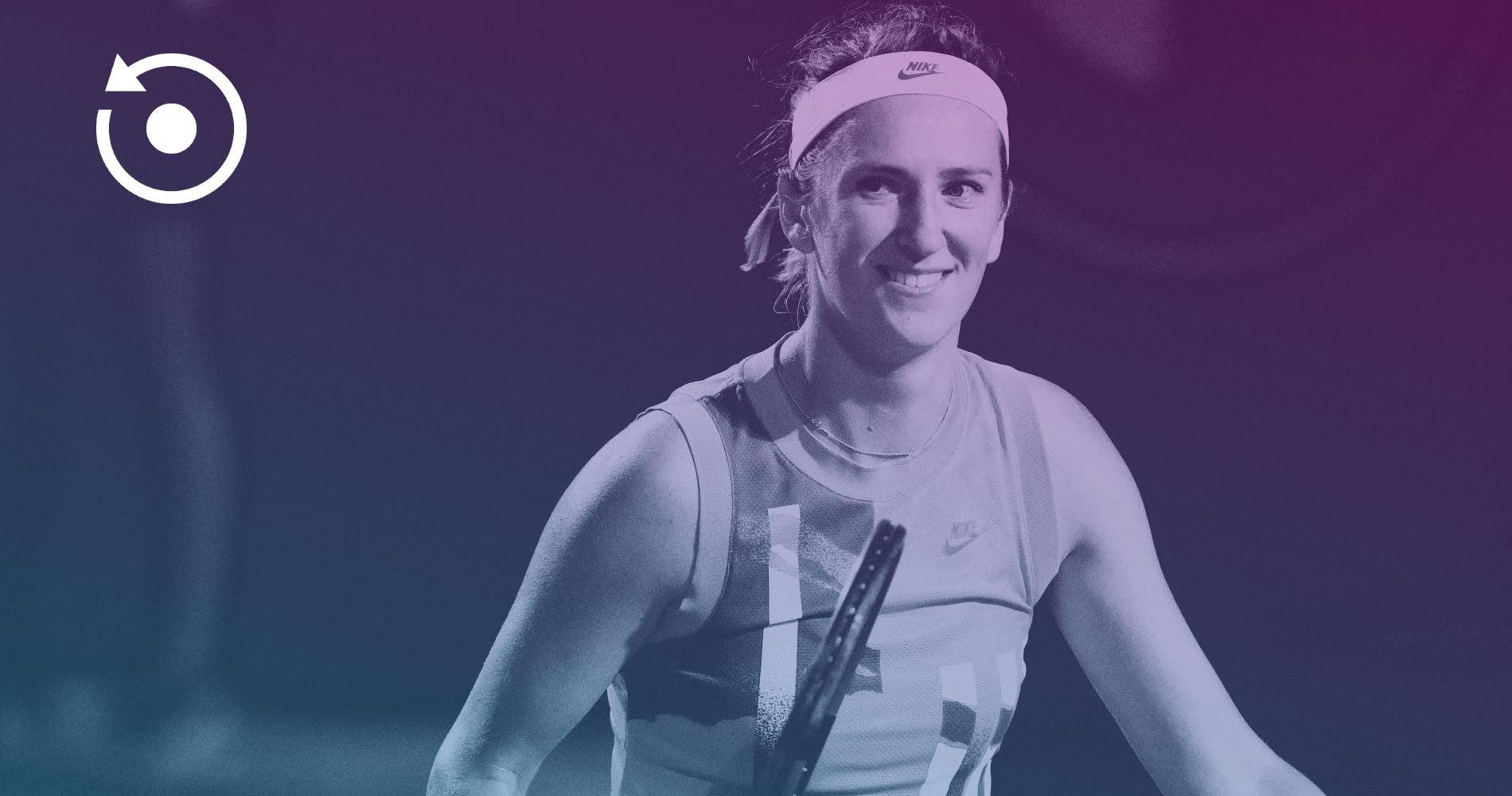 Victoria Azarenka, 2020 review