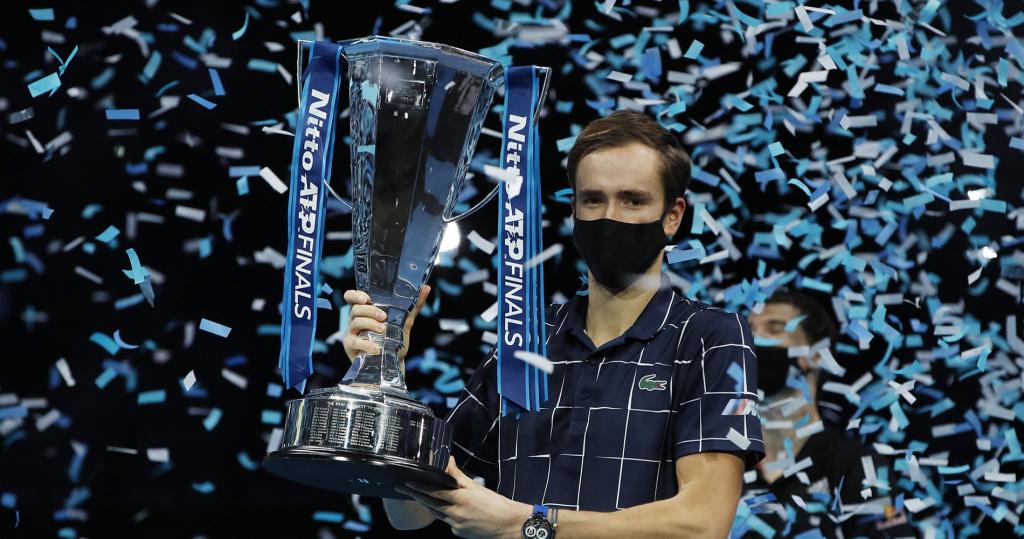 Daniil Medvedev 2020 ATP Finals