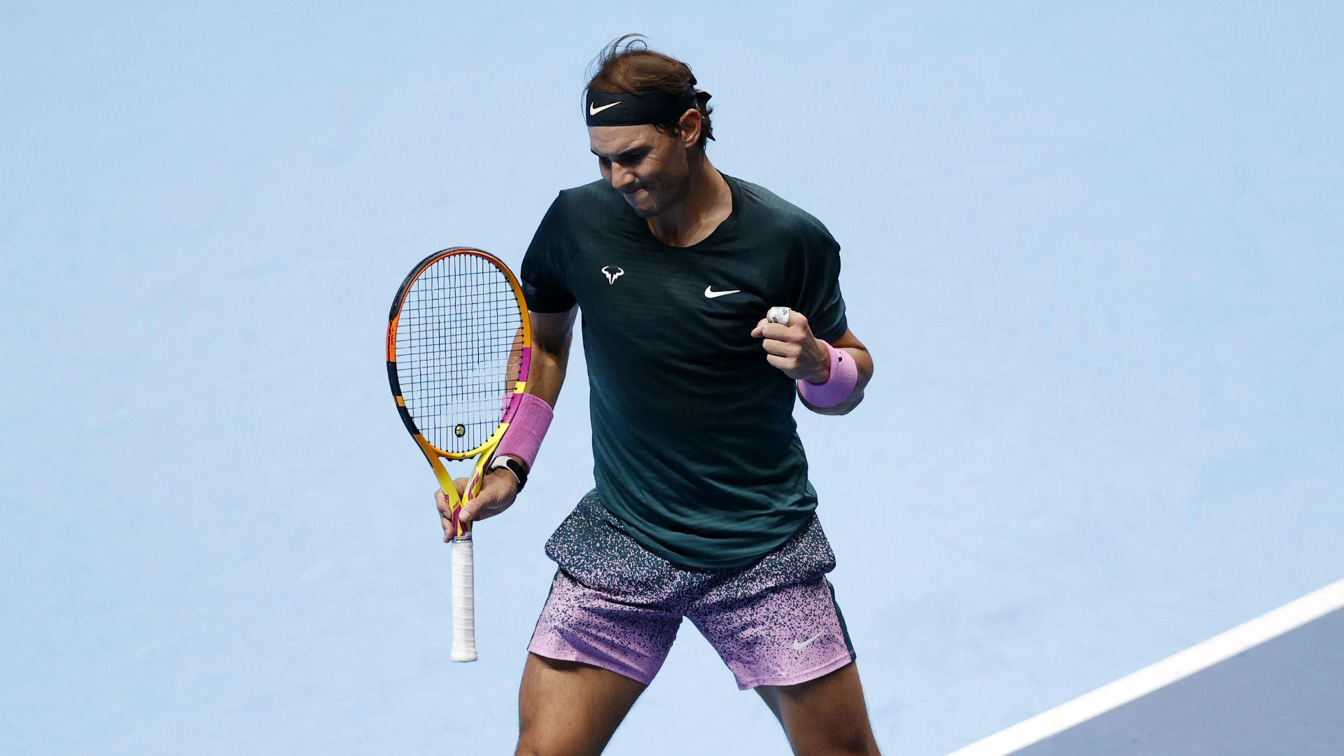Nadal - ATP Finals 2020
