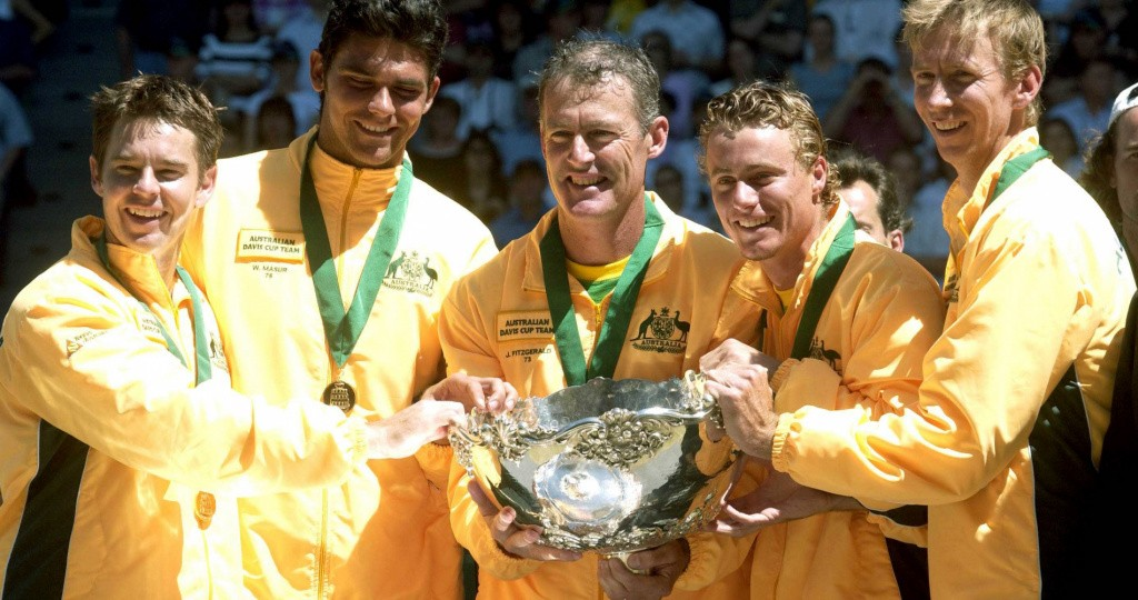 Australian Davis Cup 2003