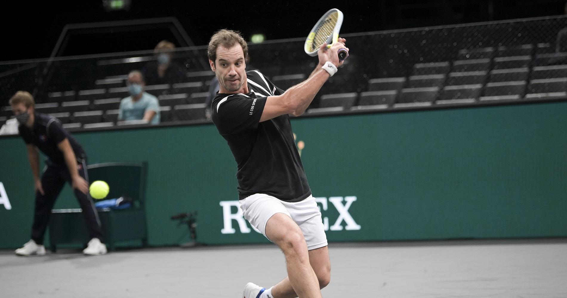 Richard Gasquet, demi-finale à Sofia