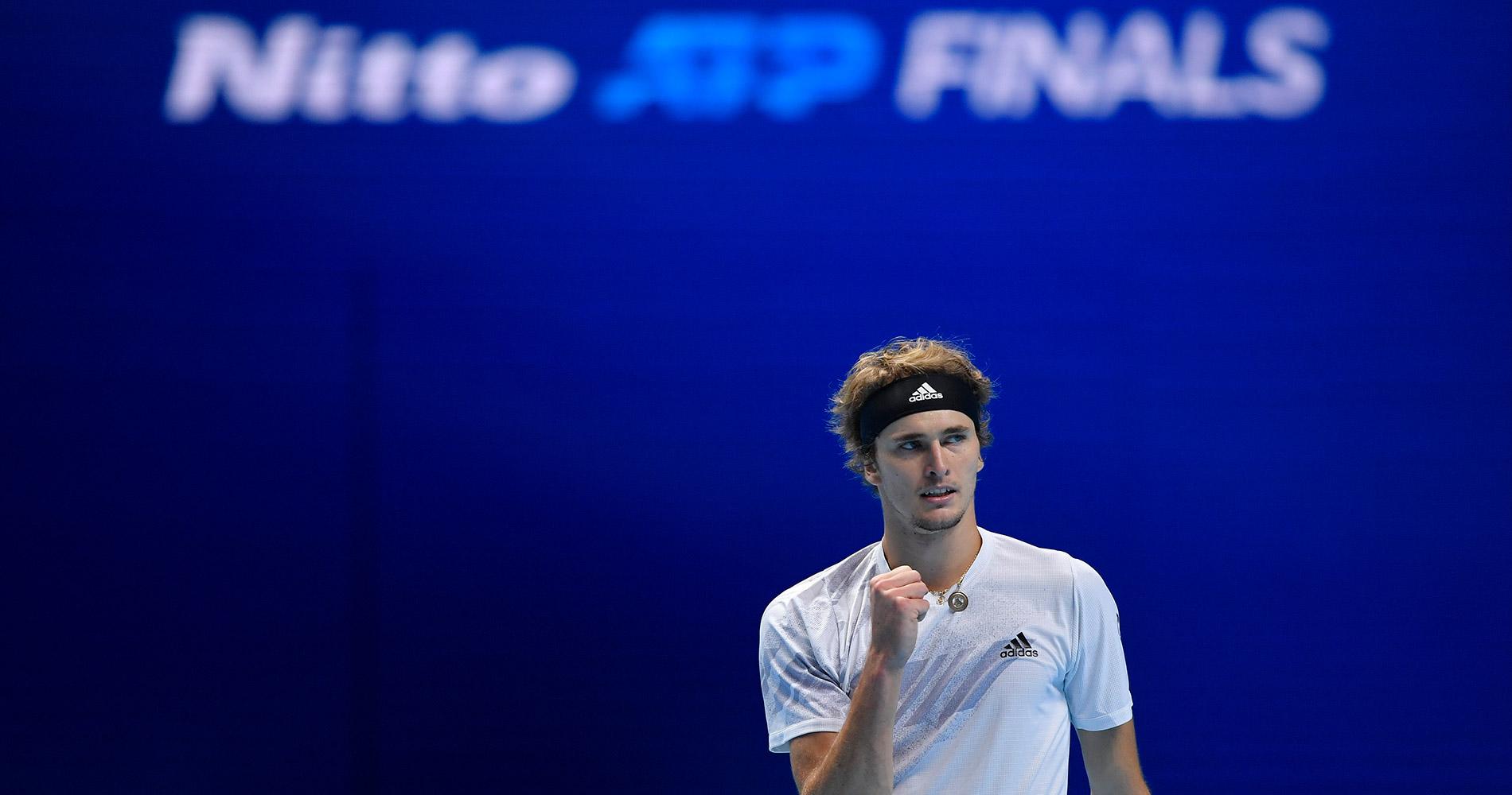 Zverev ATP Finals Schwartzman