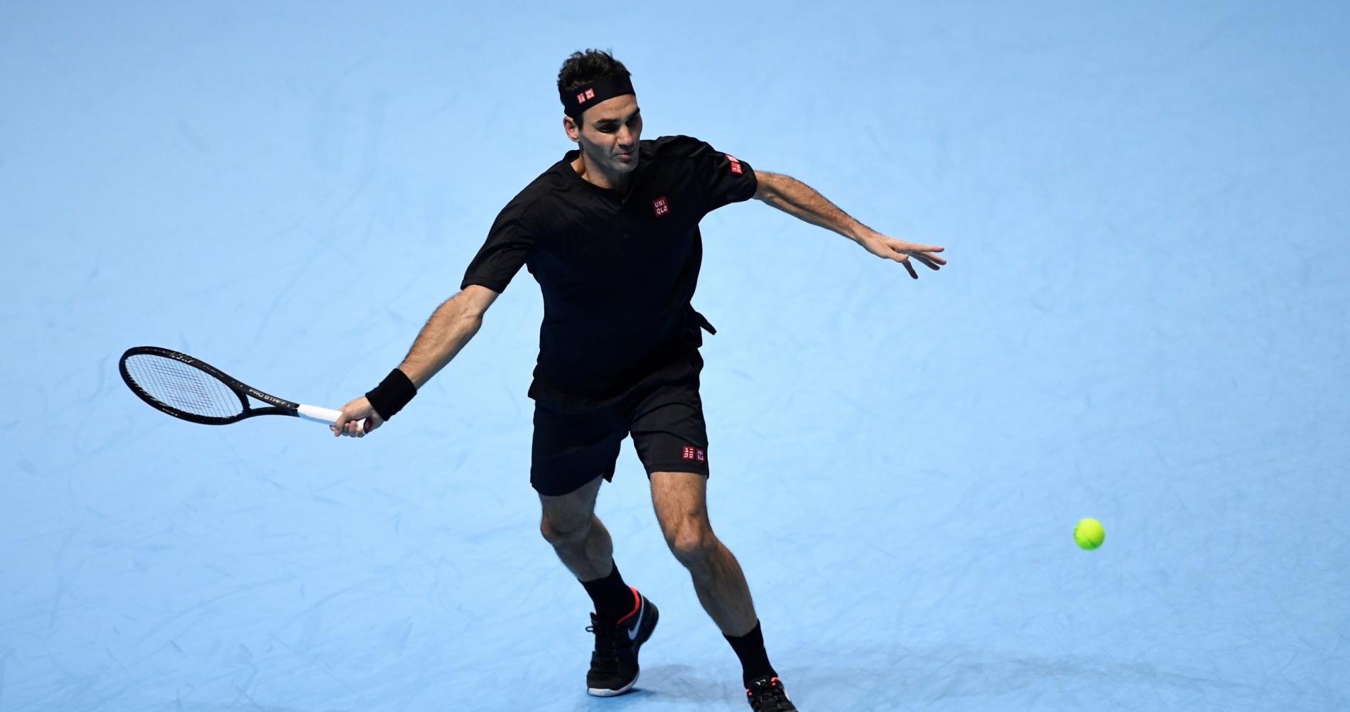 Roger Federer 2019 ATP Finals