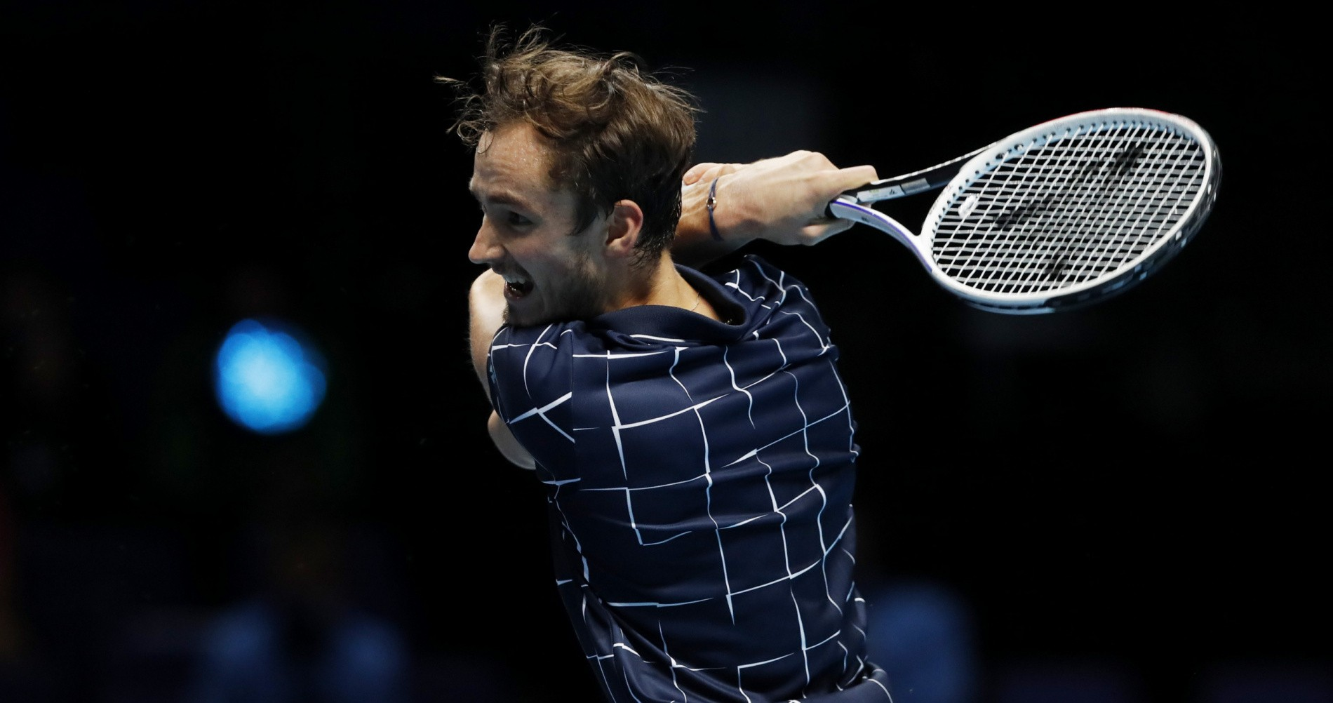 Daniil Medvedev 2020 Nitto ATP Finals