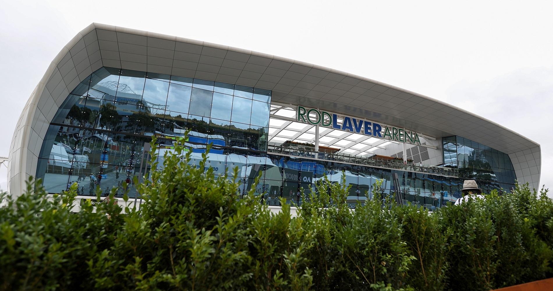 Open d'Australie, Rod Laver Arena