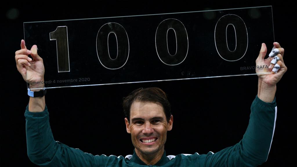 Rafael Nadal - 1000