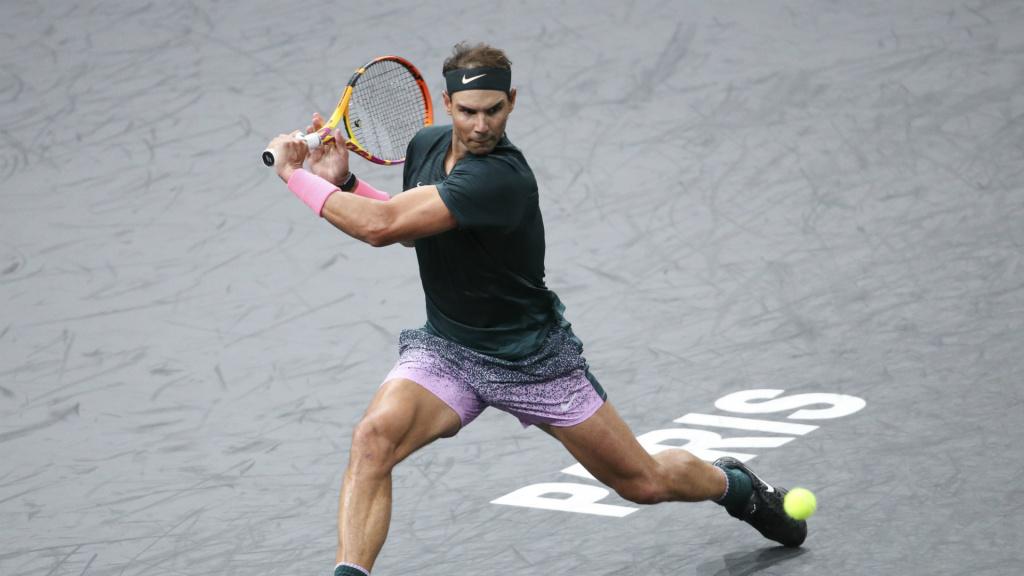 Rafael Nadal - Paris Masters