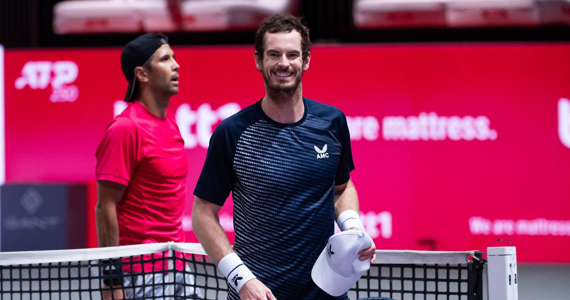 Andy Murray, Köln, 2020