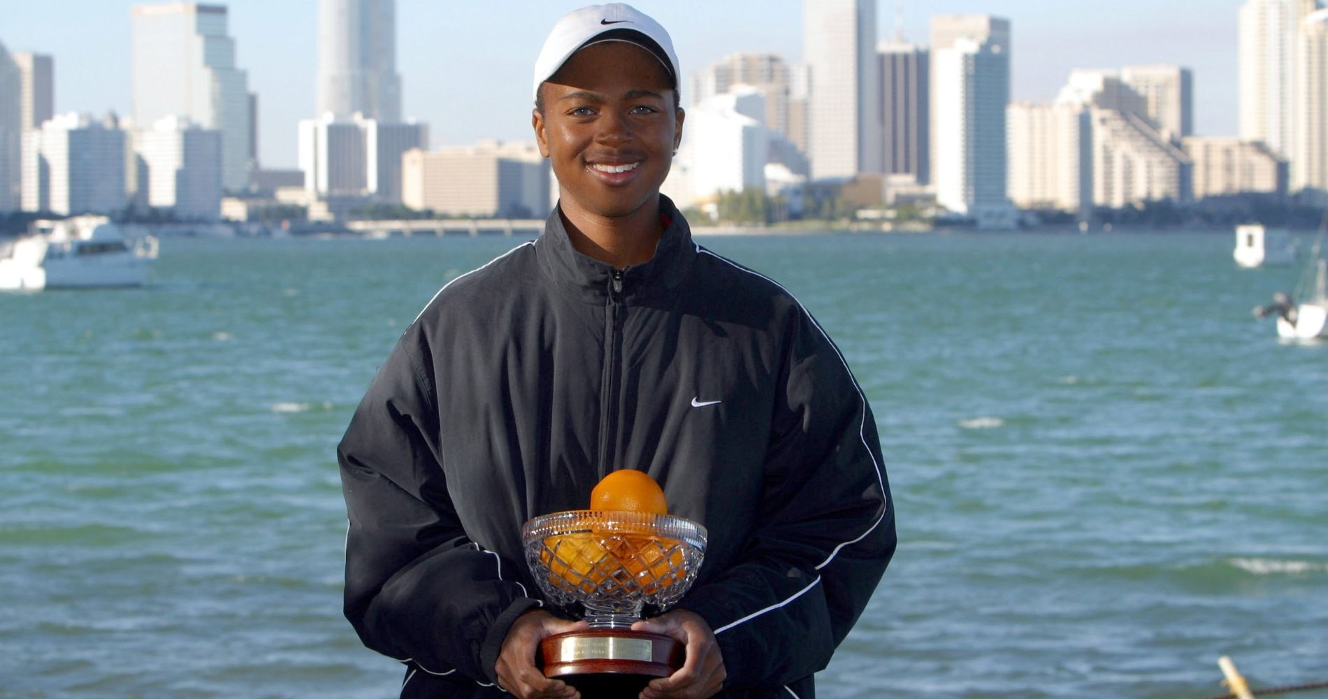 Donald Young, 2003 U16 Orange Bowl champion