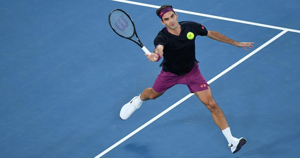 Federer Open Australie 2020