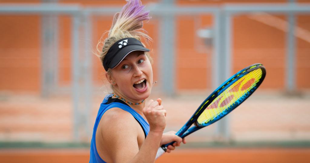 Gavrilova Roland Garros 2020