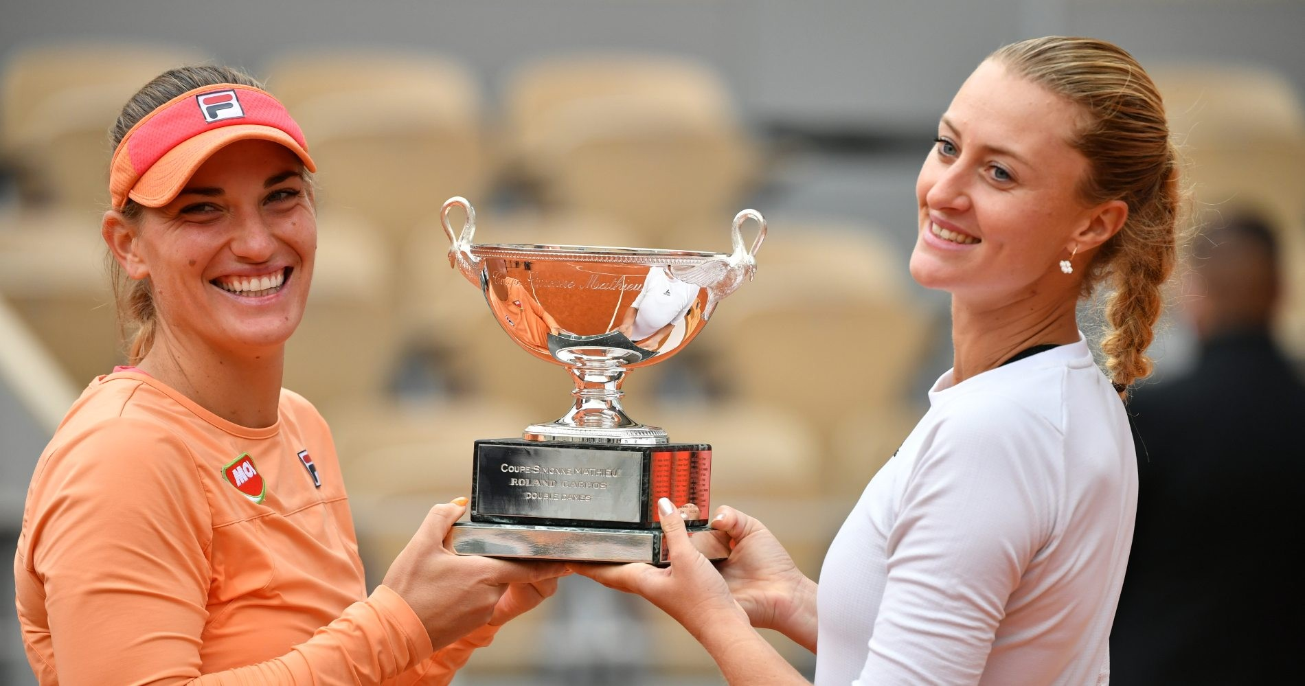 Mladenovic/Babos, Roland-Garros 2020