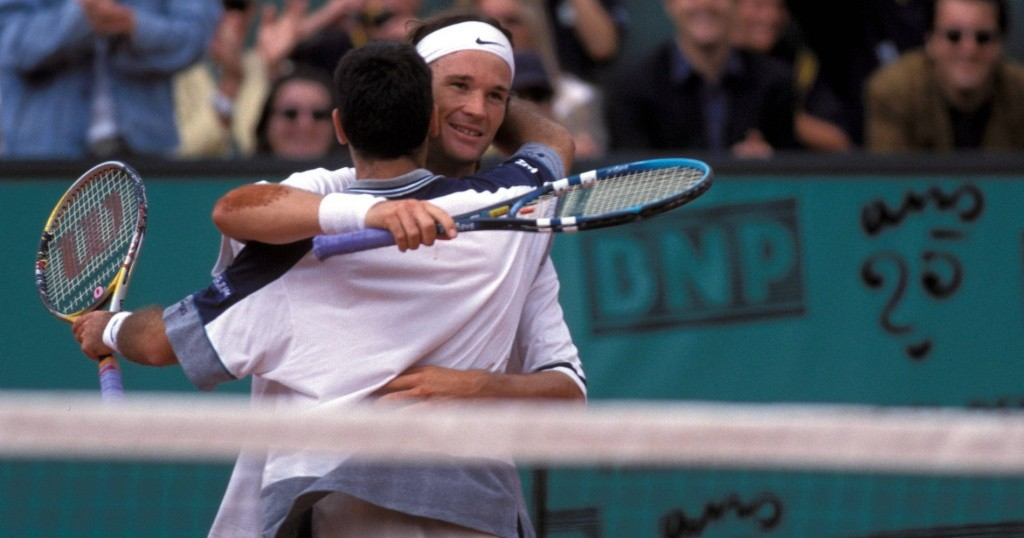 Carlos Moya, Roland-Garros 1998