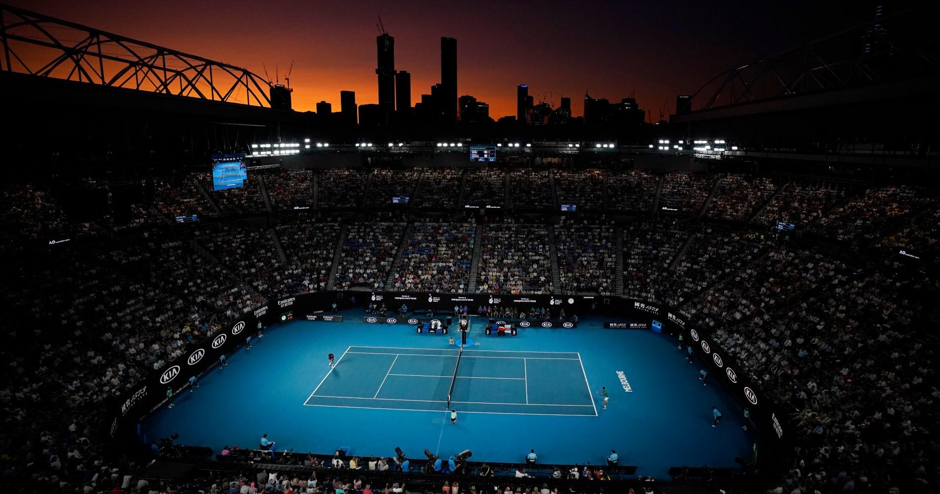 Melbourne 2020