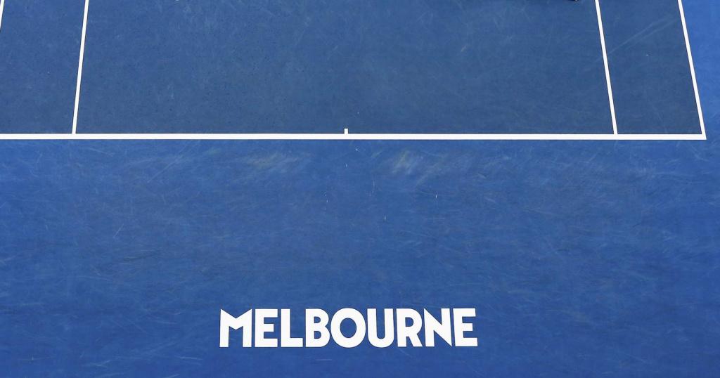 Melbourne Park, Aus.
