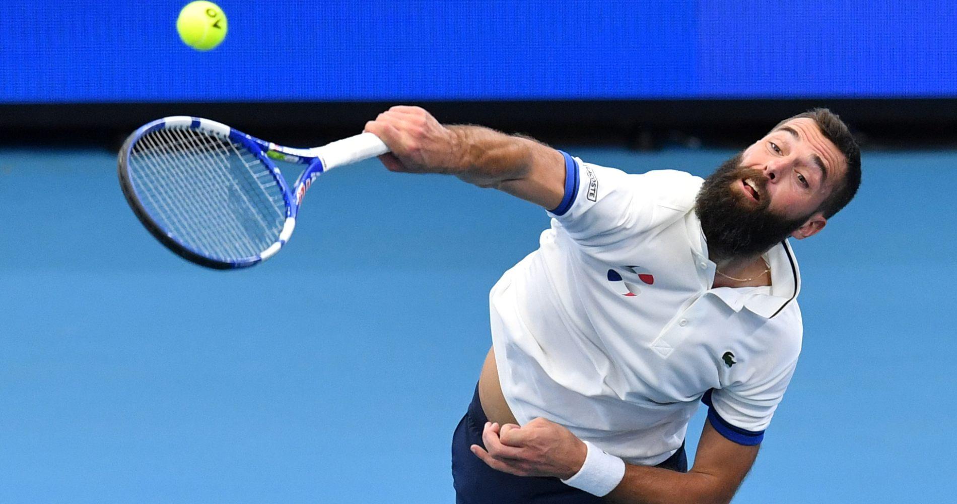 Benoit Paire, ATP Cup 2020