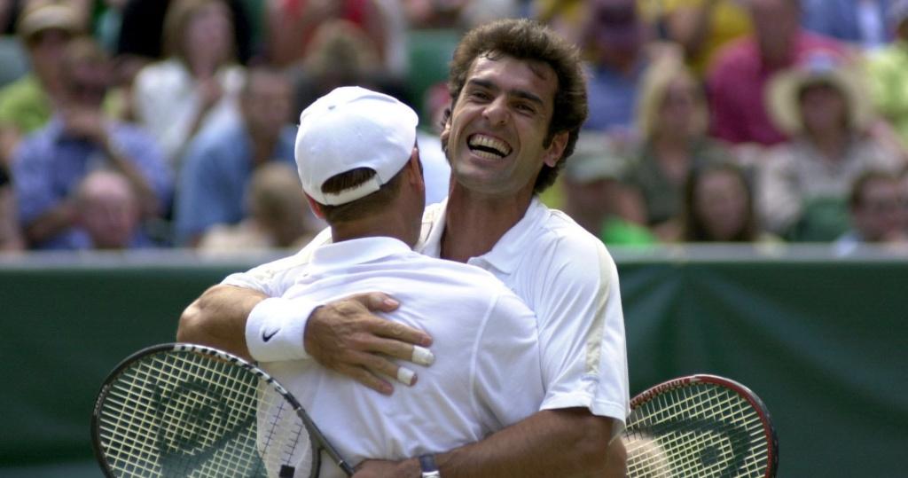 Cédric Pioline & Fabrice Santoro, Davis Cup, 2001