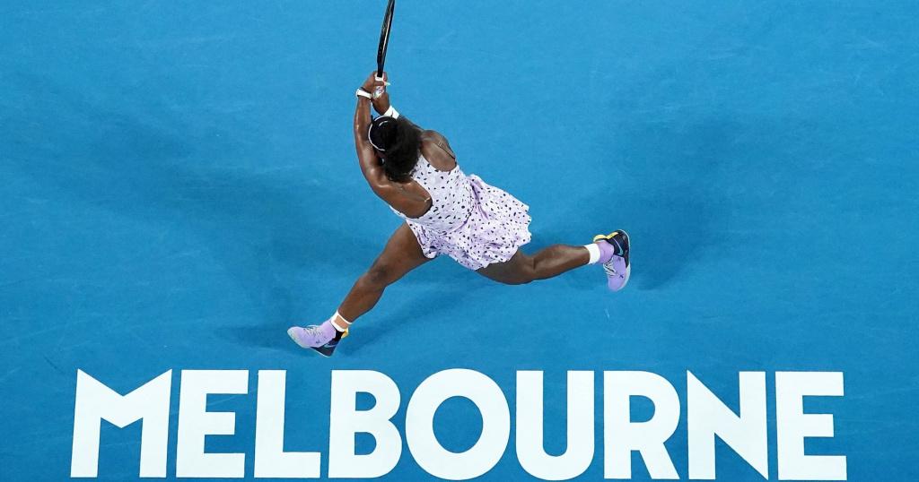 Serena Williams, Australian Open 2020