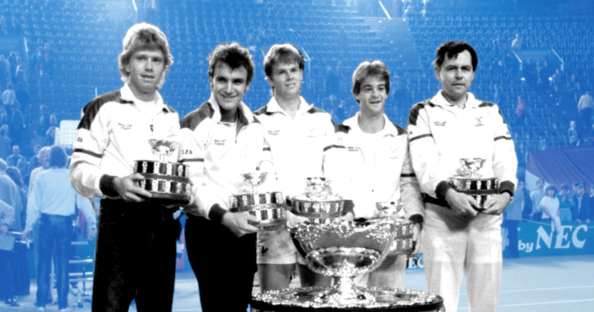 Sweden On this Day Davis Cup 1987