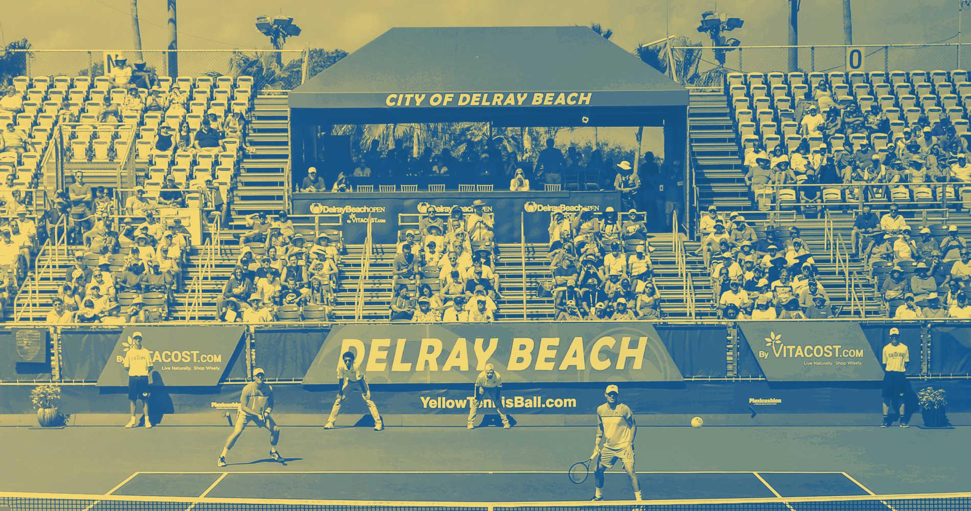 Tennis in 2021: Delray Beach Open