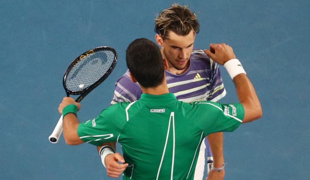 Thiem - Nadal - Australian Open 2020