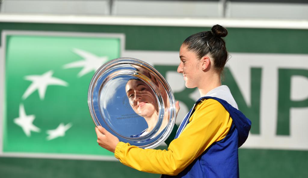 Elsa Jacquemot - Roland-Garros 2020