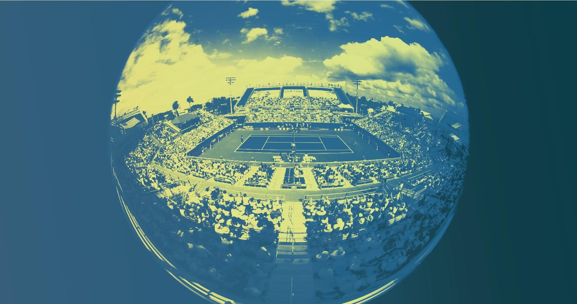 Tennis calendar 2021, a serie by Tennis Majors