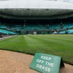 Wimbledon, 2020