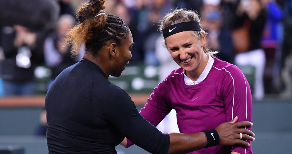 Azarenka - S. Williams - US Open 2020