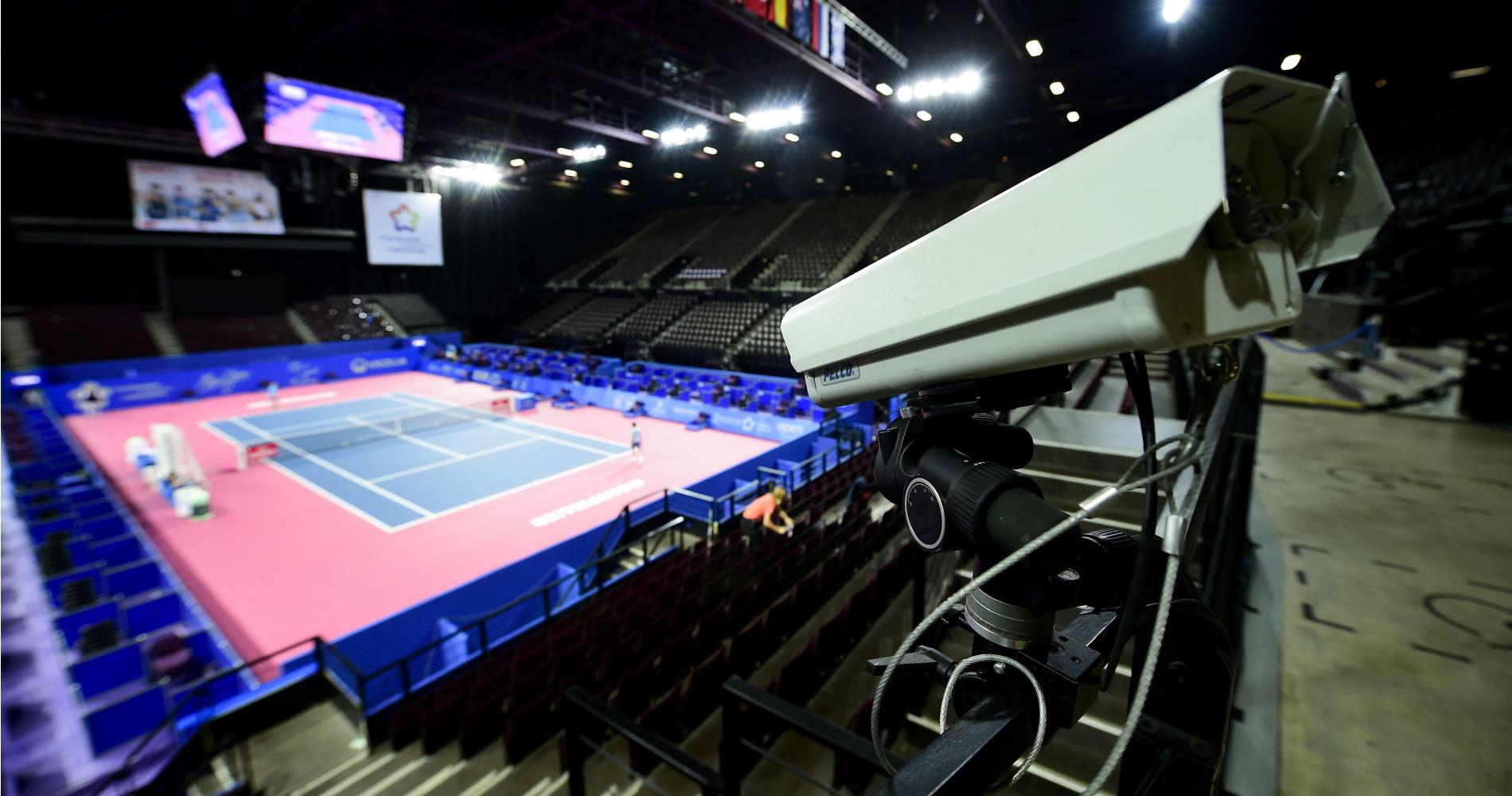 Hawk-Eye tennis
