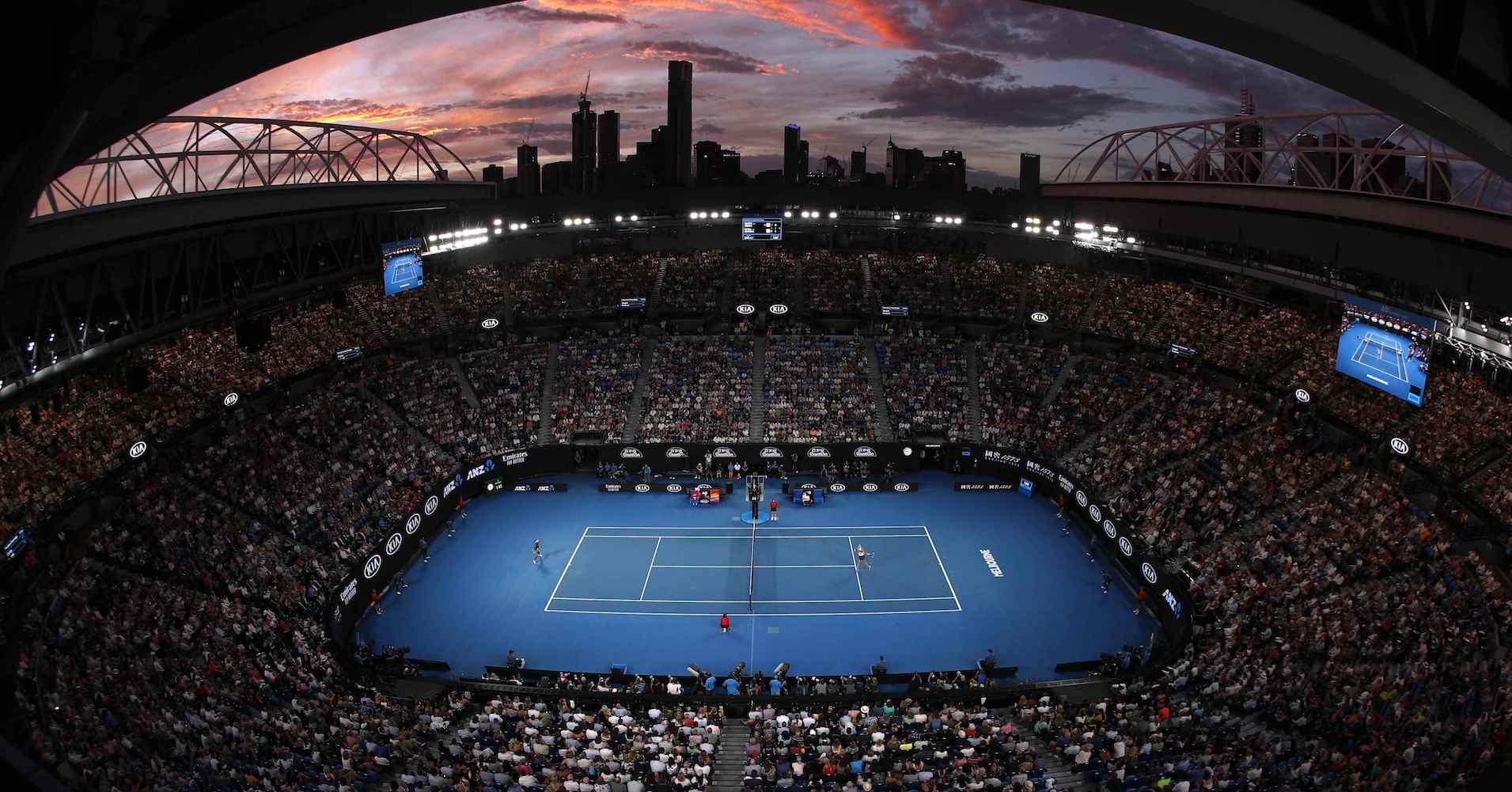 Rod Laver arena, Melbourne