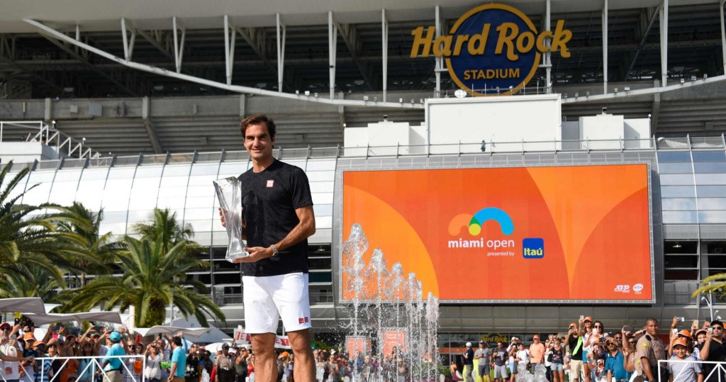 Federer Miami Open 2019
