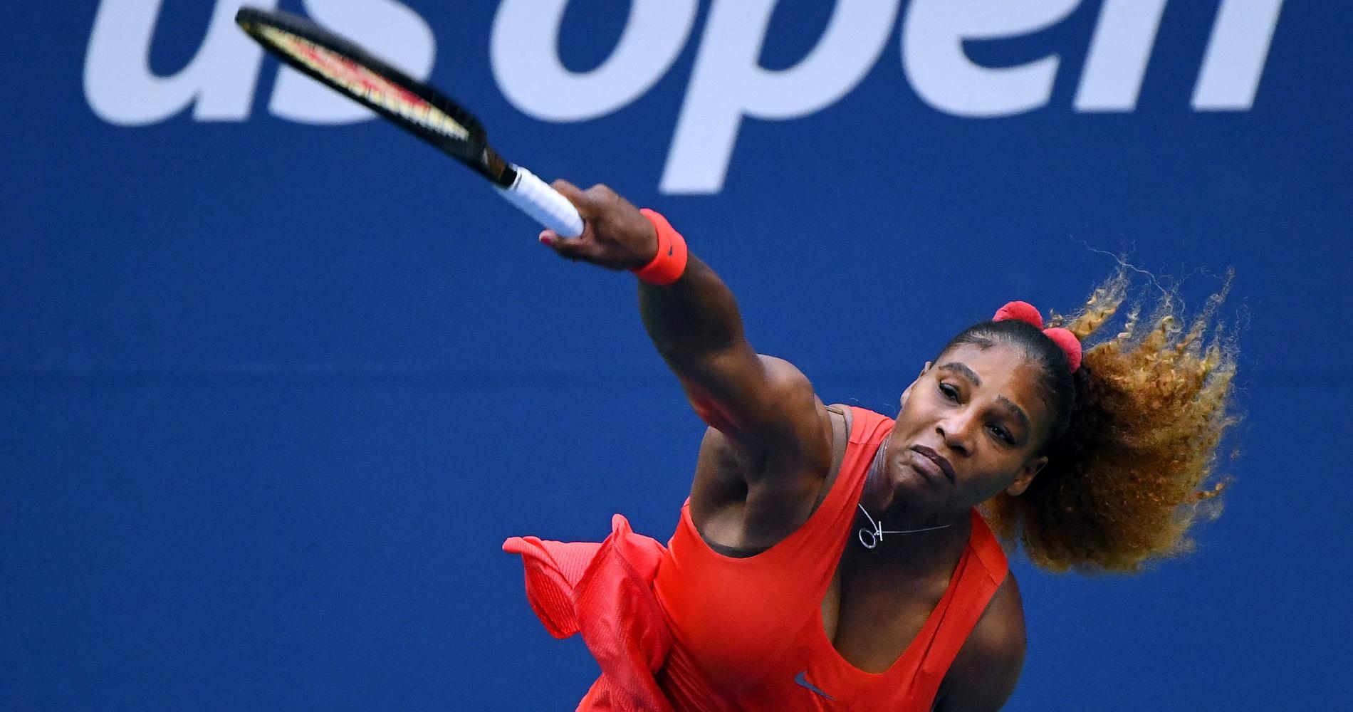 S. Williams - Sakkari - US Open
