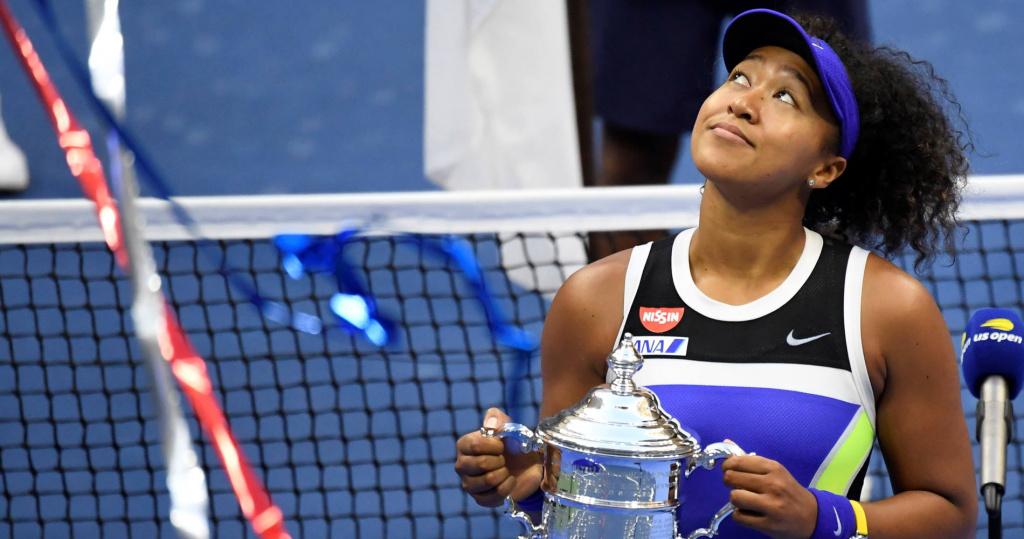 Osaka - Azarenka - US Open 2020
