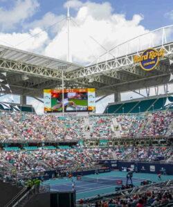 Hard Rock Stadium, Miami Open