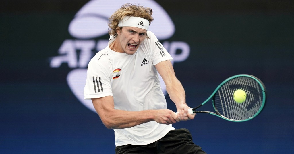 Alexander Zverev (Germany), ATP Cup, 2020