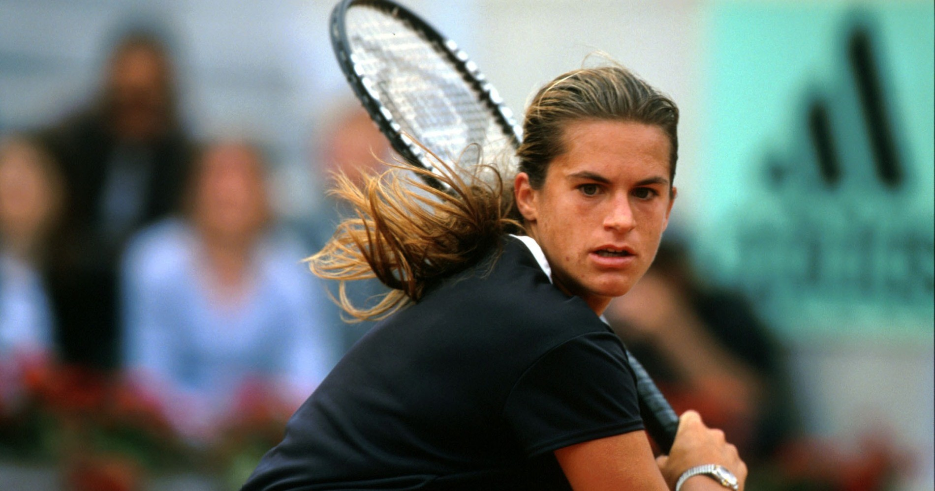 Amélie Mauresmo, Roland-Garros 2000